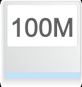 SFP 155 Mbps ETHERNET SFP (100M) (RoHS)